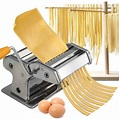 The Spiritual Pasta Maker & Your Thoughts