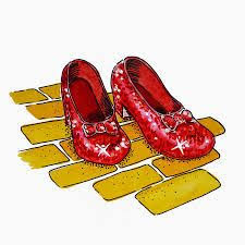 You Have the Ruby Slippers