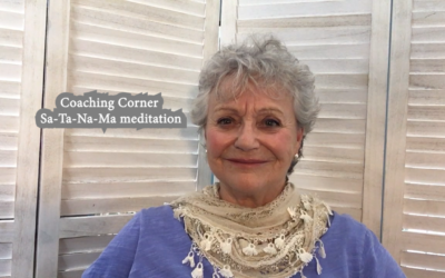 Coaching Corner – Sa-Ta-Na-Ma Meditation