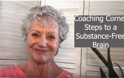 Coaching Corner – A Substance-Free Brain